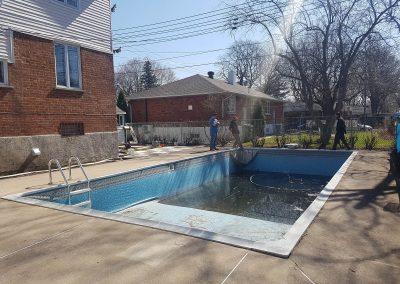 Démolitions de piscine