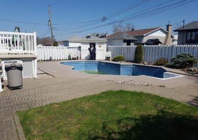 Démolition de piscine